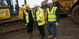 Up to 200 jobs on the way as new Morrisons ground-breaking store set to open in Amble