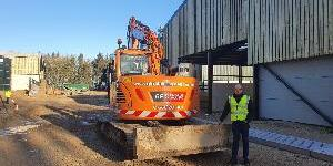 Steel Engineering Firm Expansion with North of Tyne Rural Grant Investment