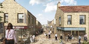 Work Starts on Bedlington Town Centre Scheme