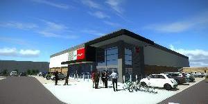 National Retailer Completes on Ashington town centre scheme