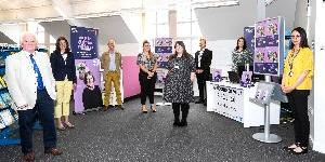 Three Northumberland libraries welcome 'BIPC Local' free information service offering to provide support to the local business community